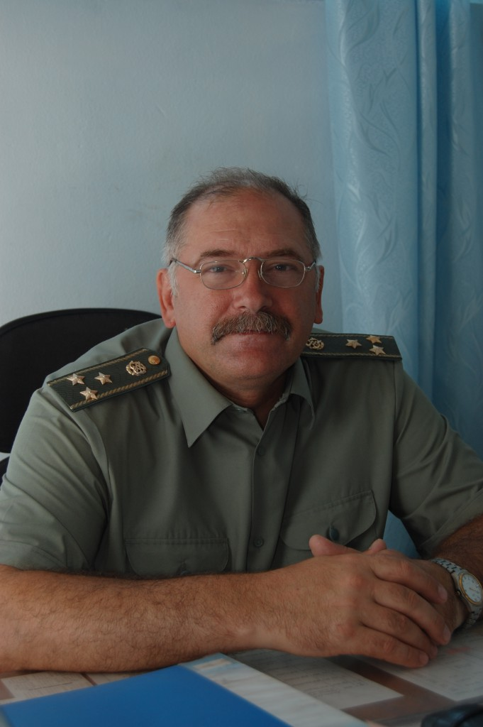 Заступник завідувача КВП полковник запасу Шнурко Сергій Олексійович
